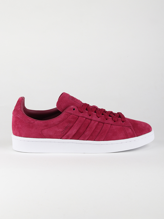 Boty adidas Originals Campus Stitch And Turn Červená
